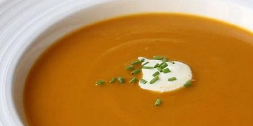 chef johns roasted butternut squash soup