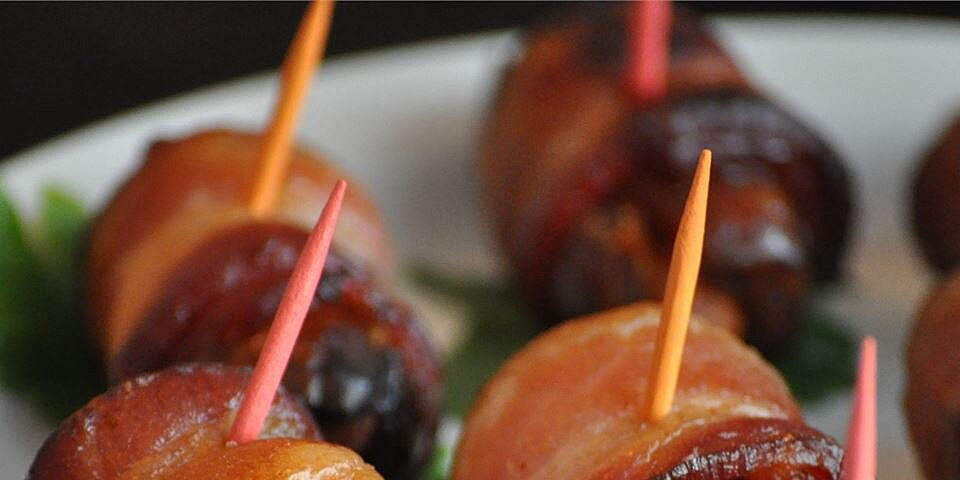 bacon and date appetizer recipe