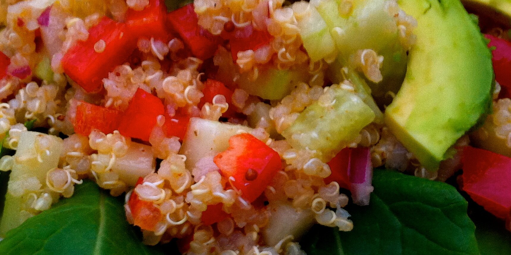 quinoa kale two superfoods join forces
