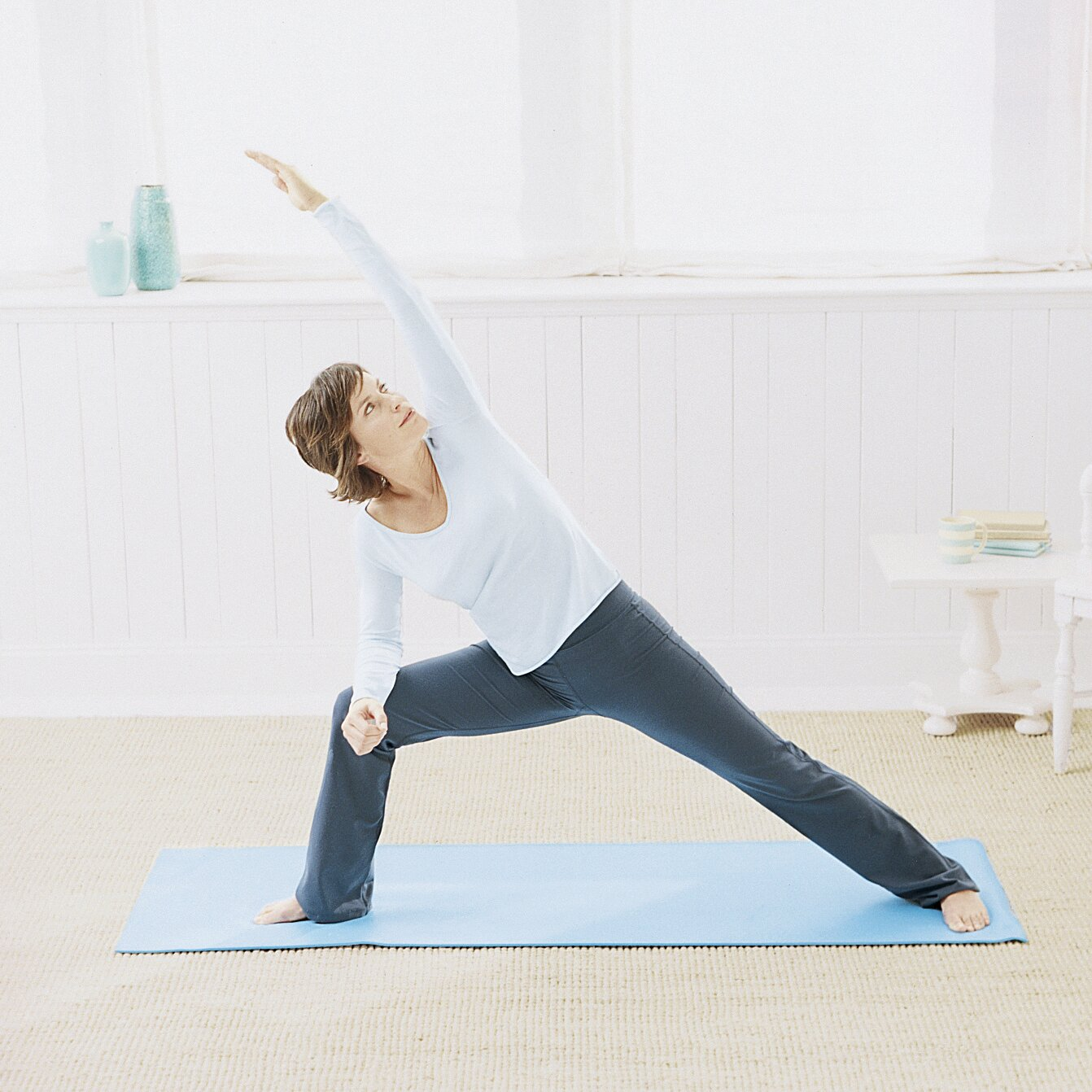 Easy Yoga Workout  Real Simple