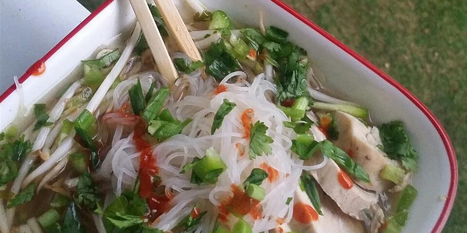 pho ga soup recipe