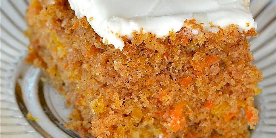 isaacs carrot cake recipe