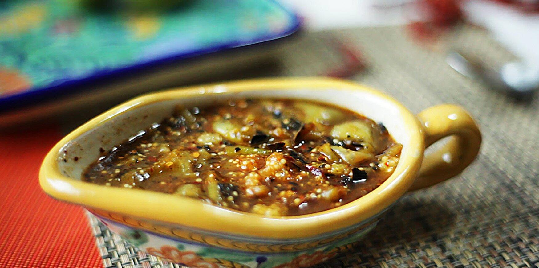 mexican charred tomatillo salsa recipe