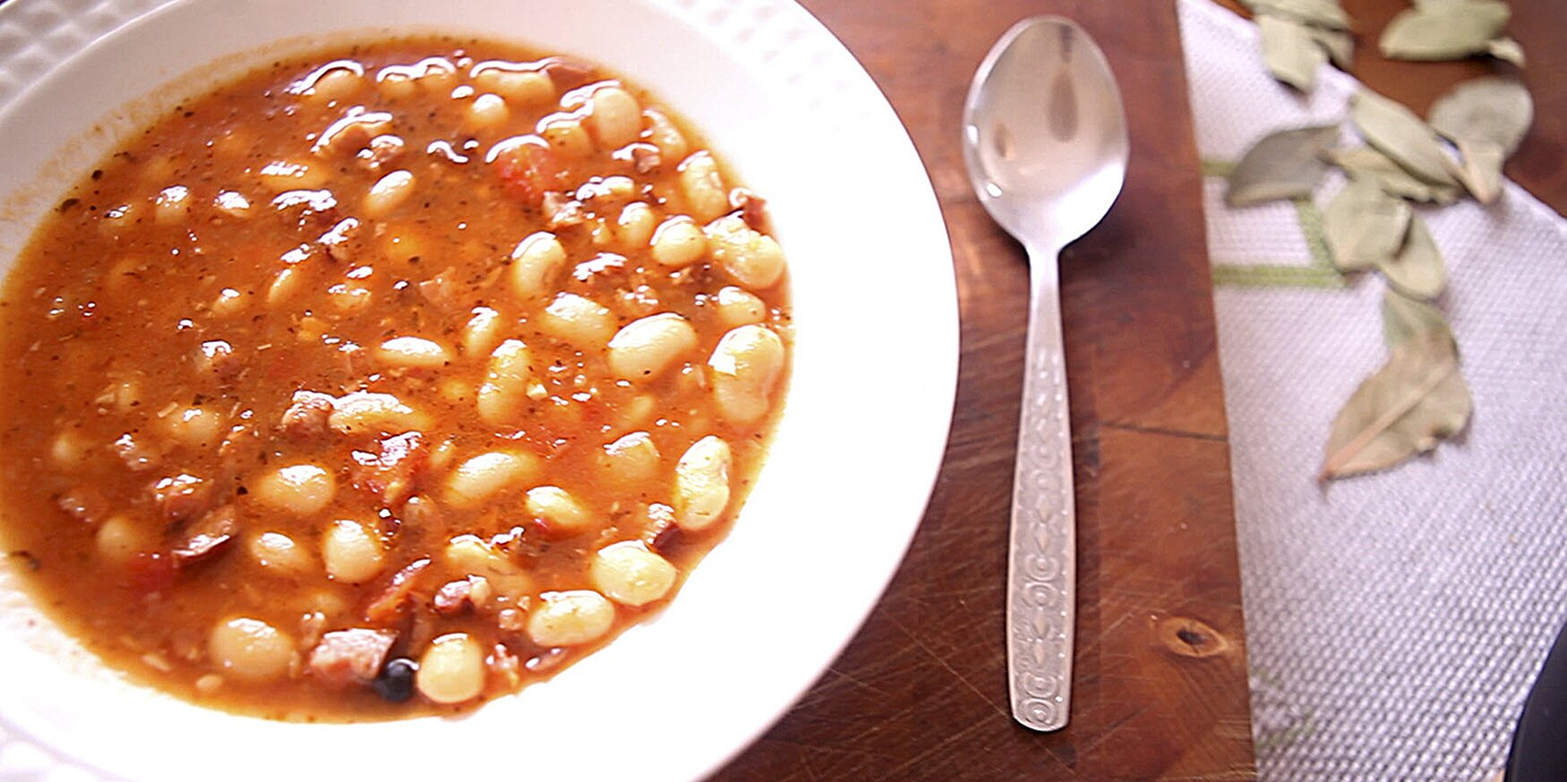 polish bean and sausage stew recipe