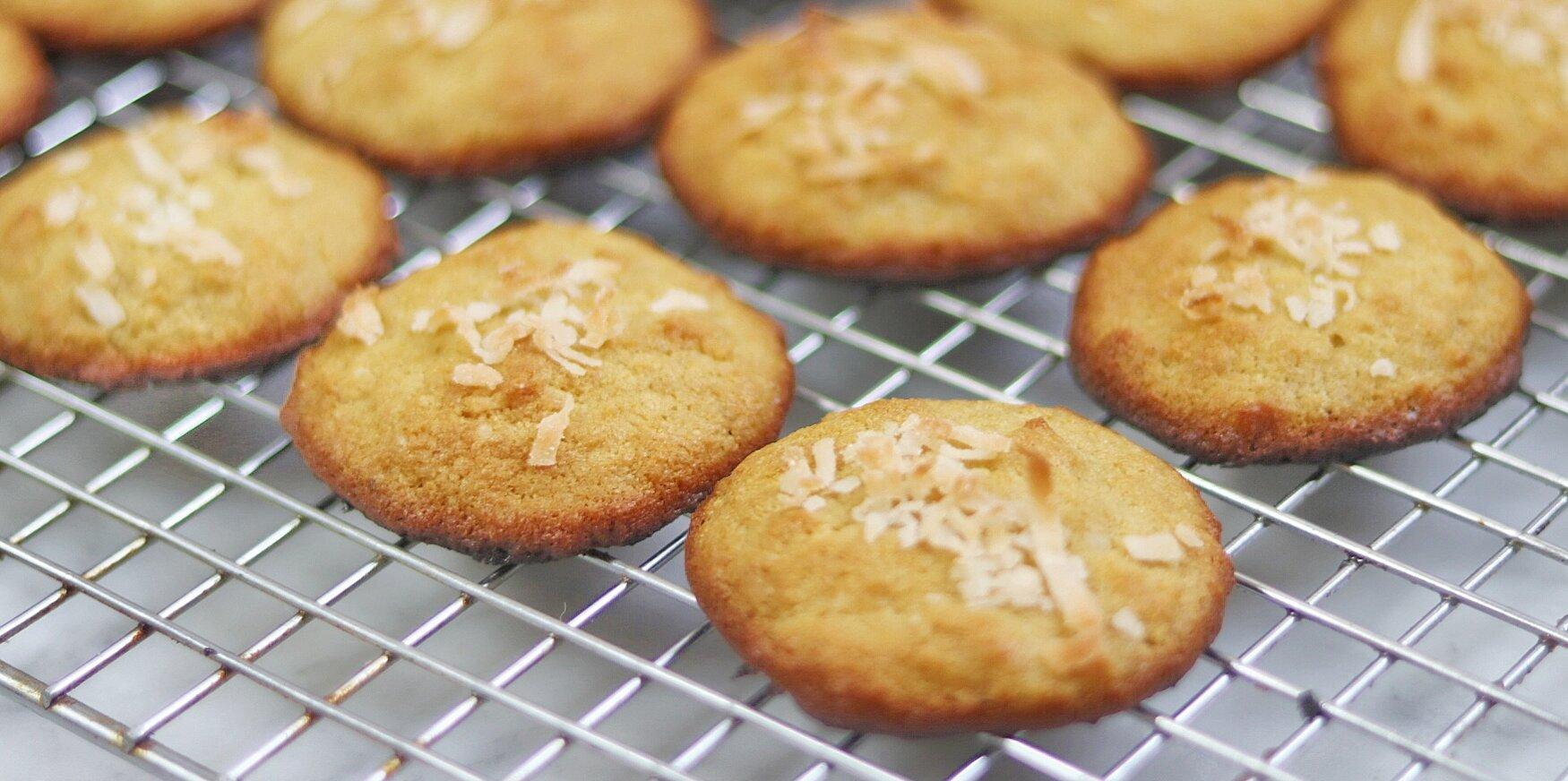 keto coconut cookies recipe