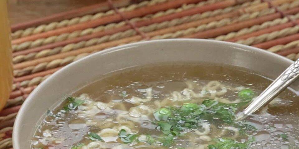 slow cooker bone broth recipe