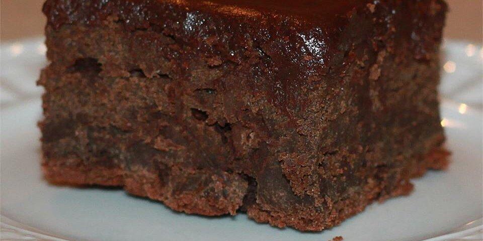 stout brownies with baileys chocolate ganache recipe