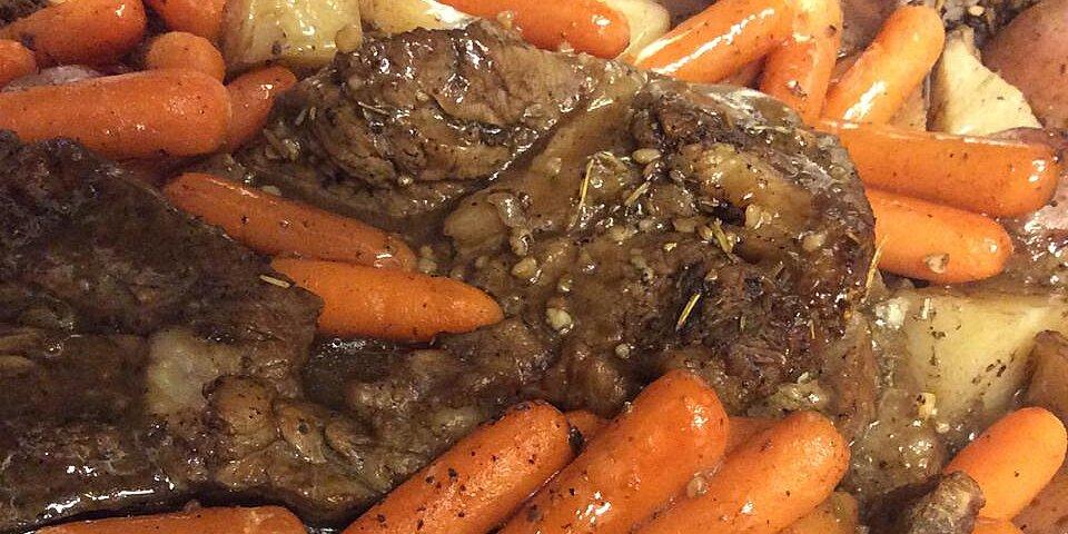 irish roast beef with guinness au jus recipe