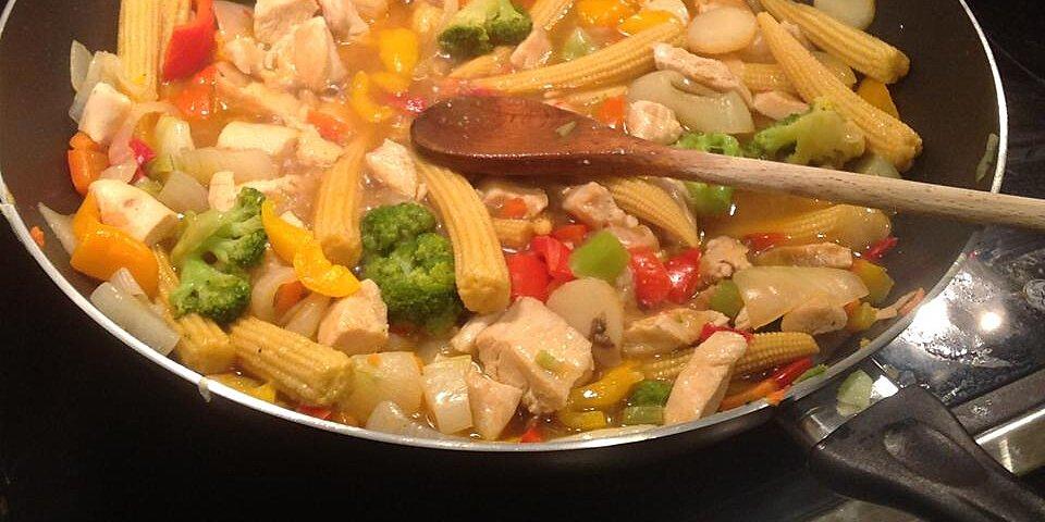 chinese happy family recipe