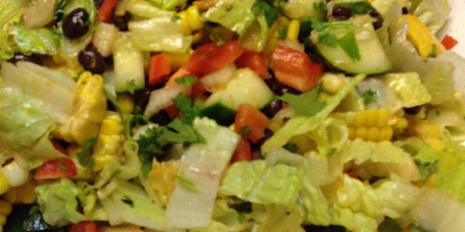 mango black bean salad recipe