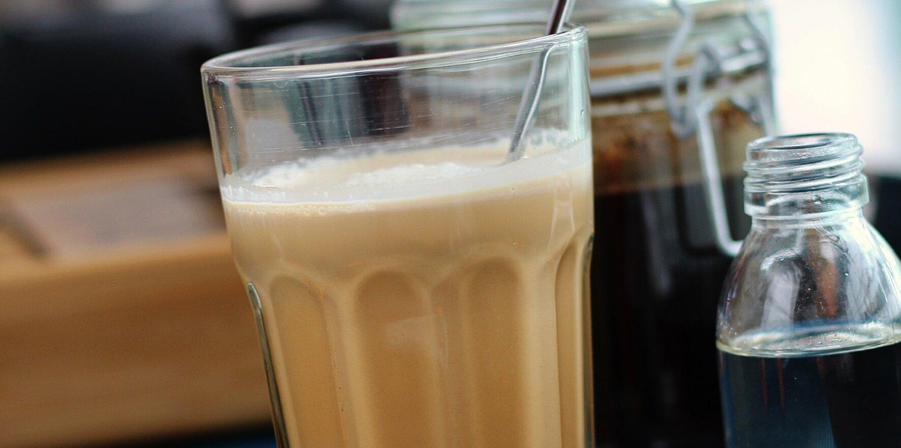 cold brew iced coffee recipe