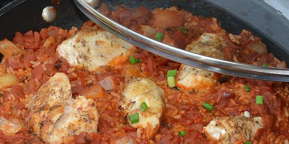 creole chicken recipe recipe