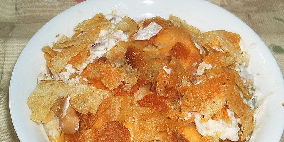 bettys best hot chicken salad recipe