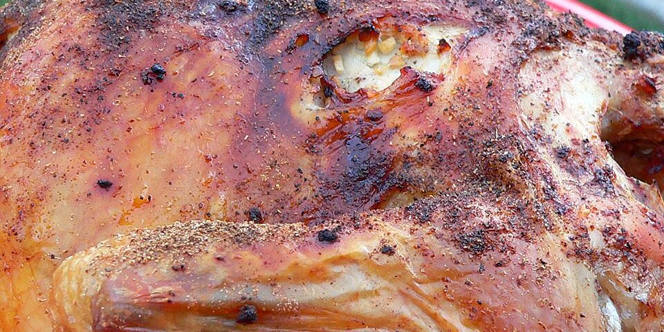masala spiced roast chicken recipe