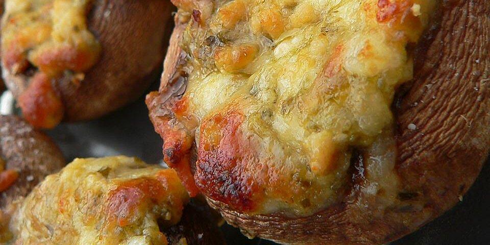 stuffed mushrooms iii recipe