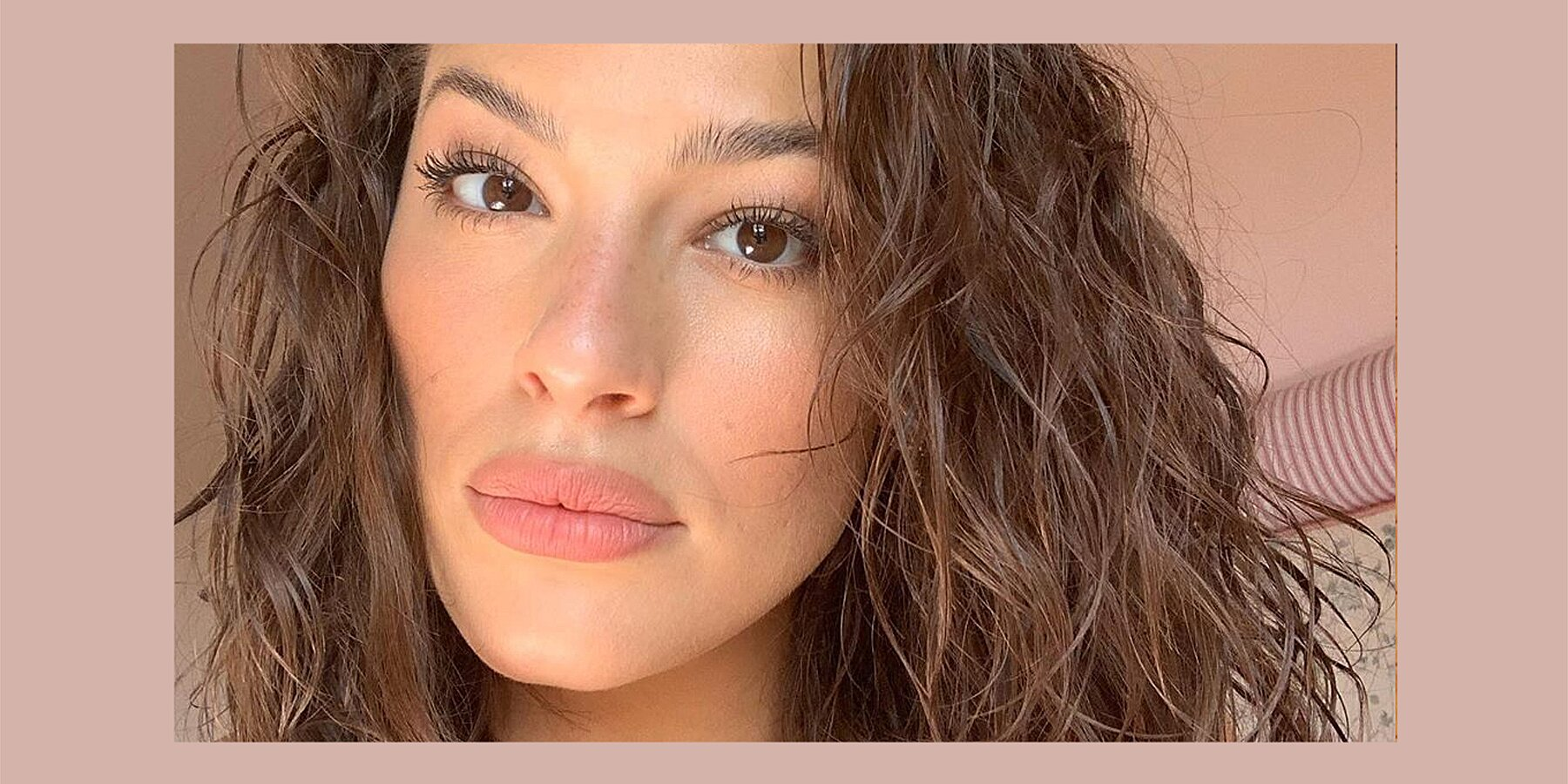 Ashley Graham's Go-To Curl Cream Is Also Her Fave for Her Toddler