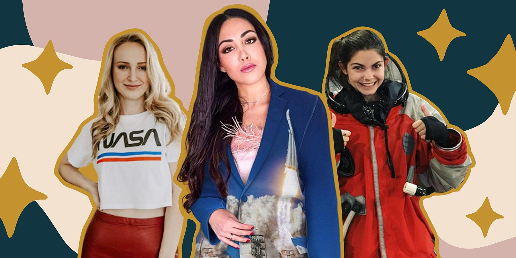 9 Women in Space to Follow on Instagram to Make Your Feed Feel Out of This World