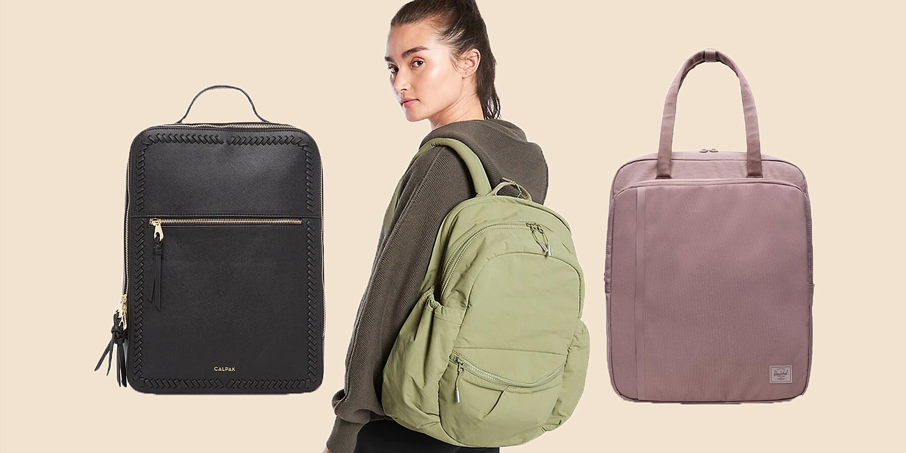 9 Best Totes and Backpacks For Work or School