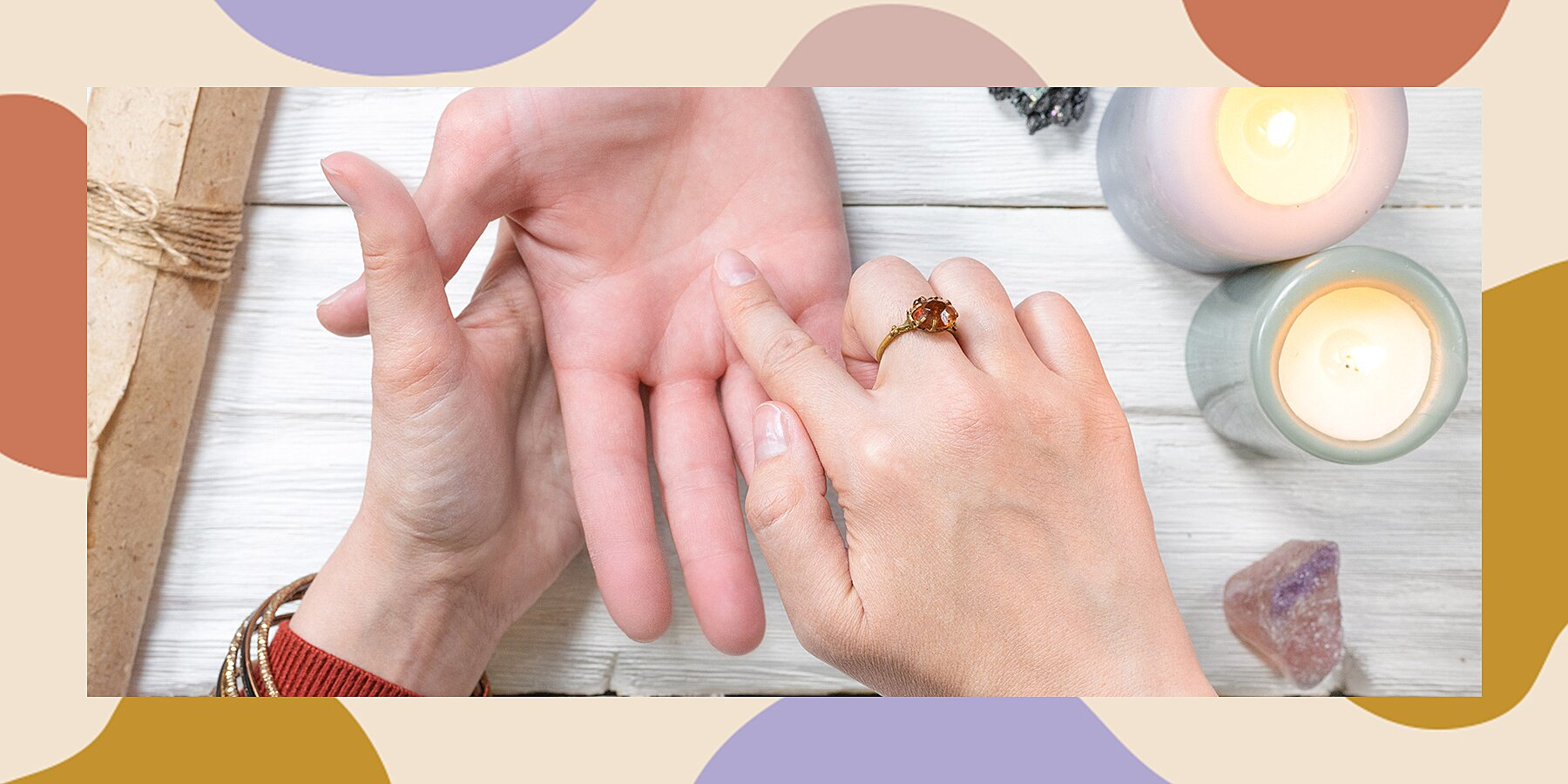 """Have a """"M"""" Line on Your Palm? A Psychic Explains Exactly What This Means"""