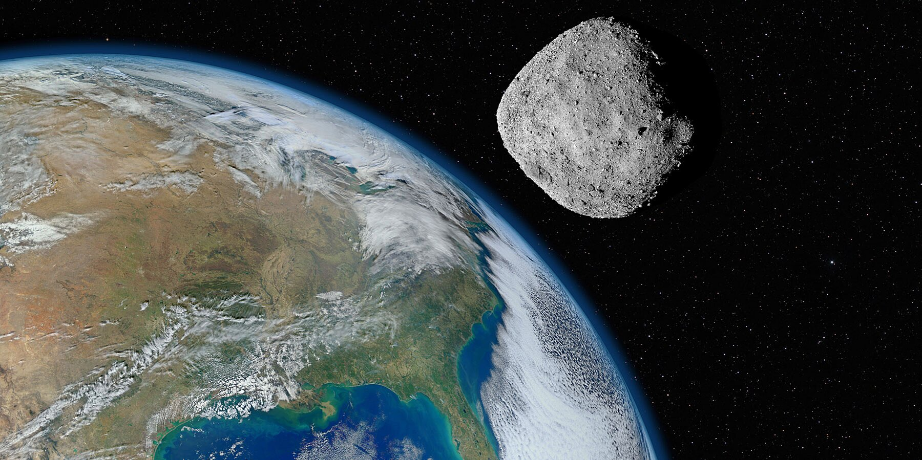 NASA Says an Asteroid Is Projected to Head Towards Earth a Day Before the Election