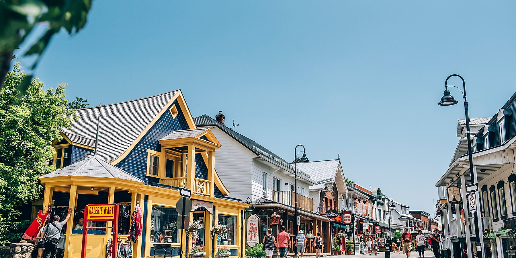 The 12 Best Small Towns in Canada