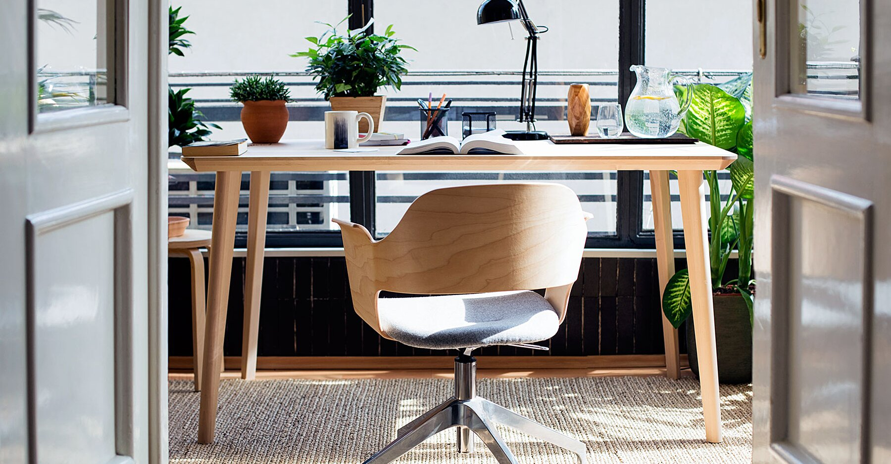 28 Home Office Ideas That Will Make You Want to Work All Day