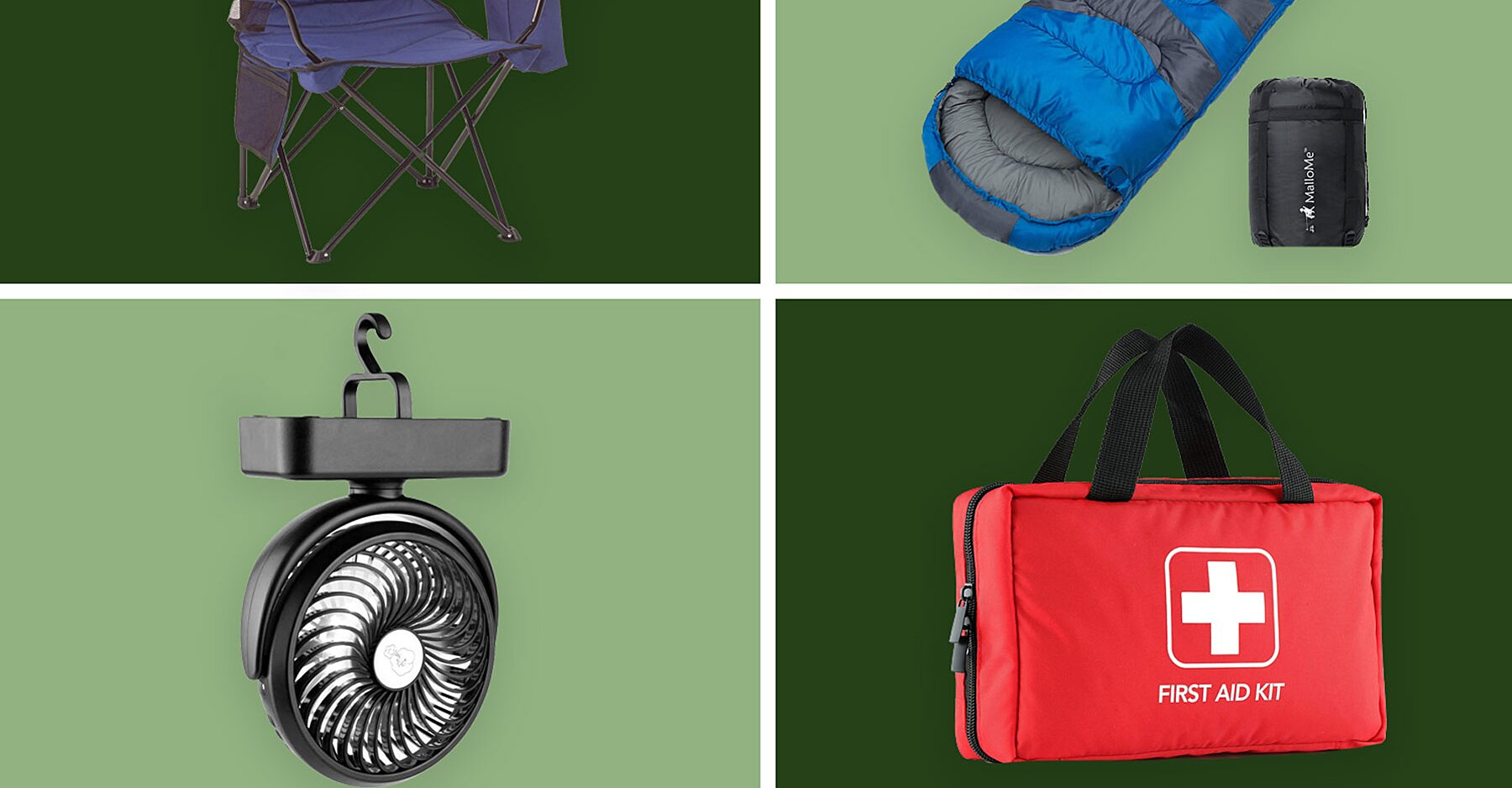 16 Items to Bring on Every Camping Trip