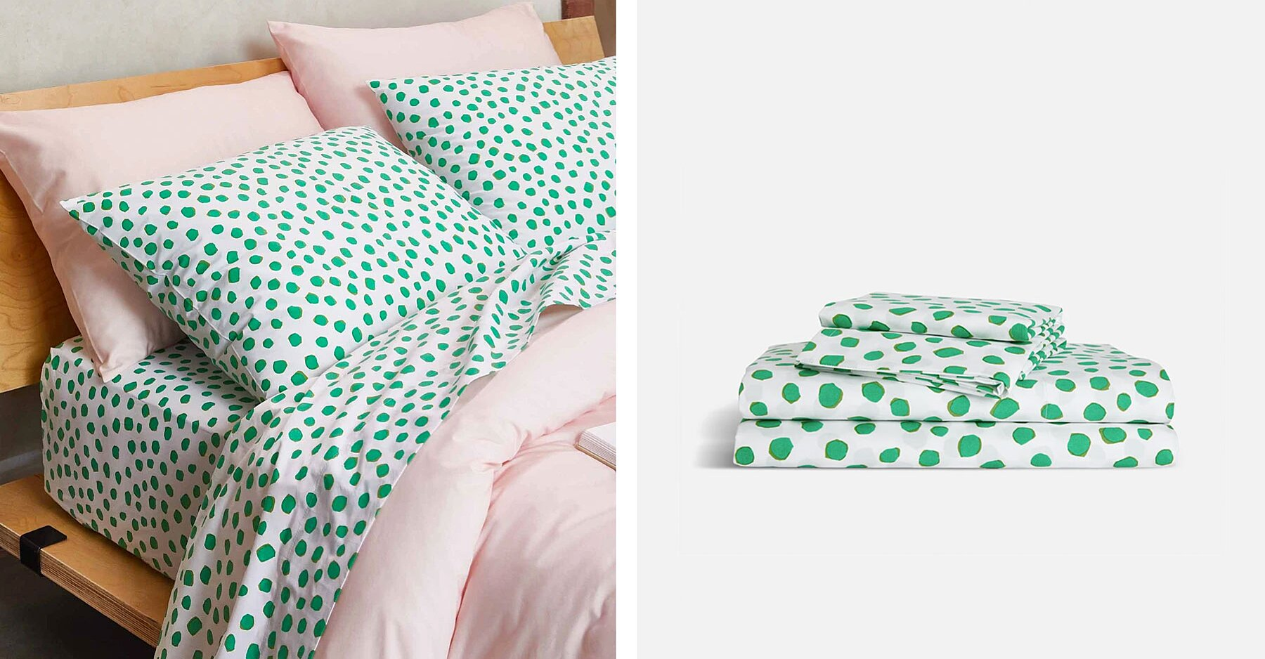 Brooklinen's Latest Bedding Will Add the Perfect Pop of Color to Your Bedroom