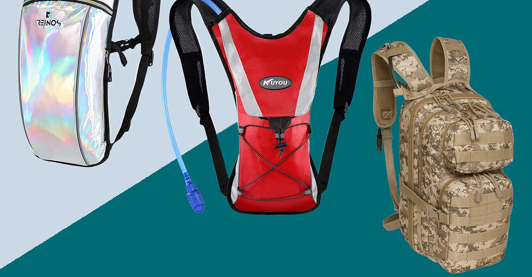 These Hands-free Hydration Packs Are Revolutionizing the Way People Experience the Outdoors