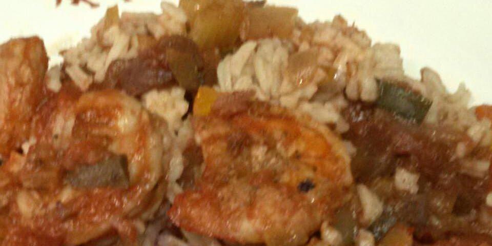shrimp creole ii recipe