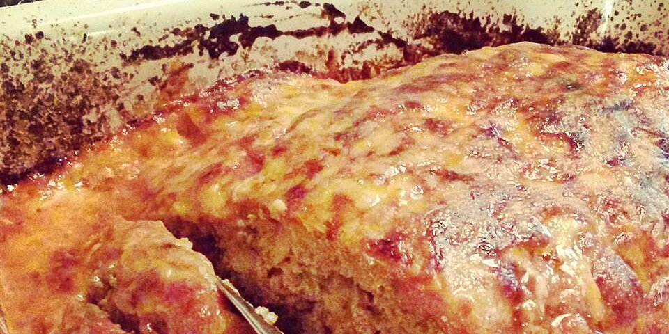 mexican meatloaf with green chile peppers recipe