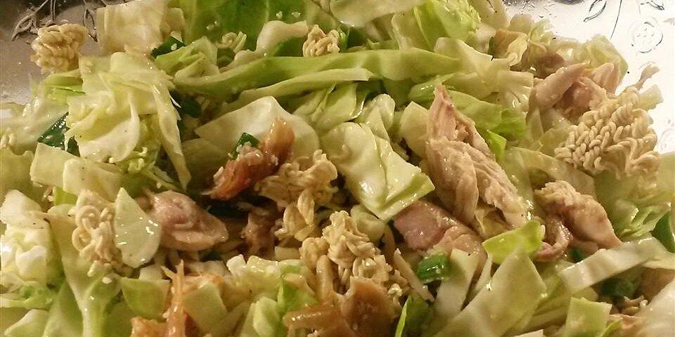 easy chinese chicken salad recipe