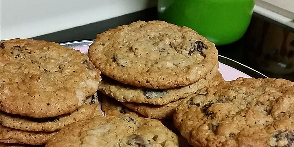 oatmeal raisin cookies iv recipe