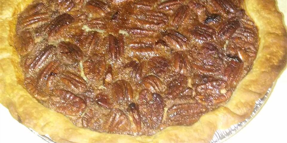 southern pecan pie ii recipe
