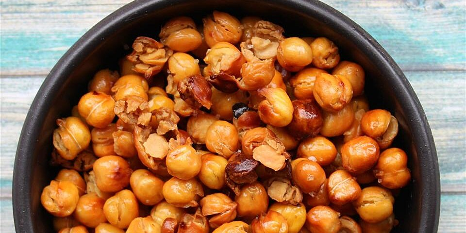 the best dry roasted chickpea recipe recipe