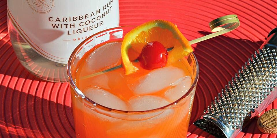tropical punch cocktail recipe
