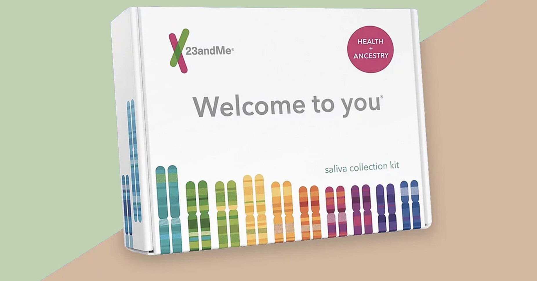 23andMe's Best-selling DNA Test Is $100 Off for Black Friday