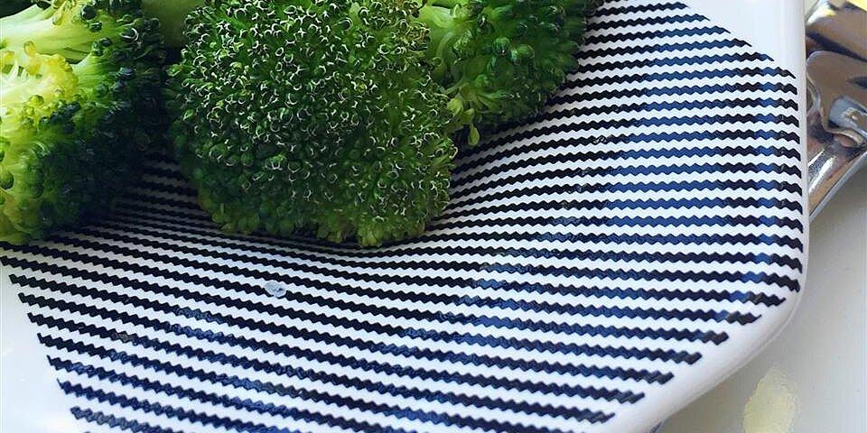 garlic roasted broccoli recipe