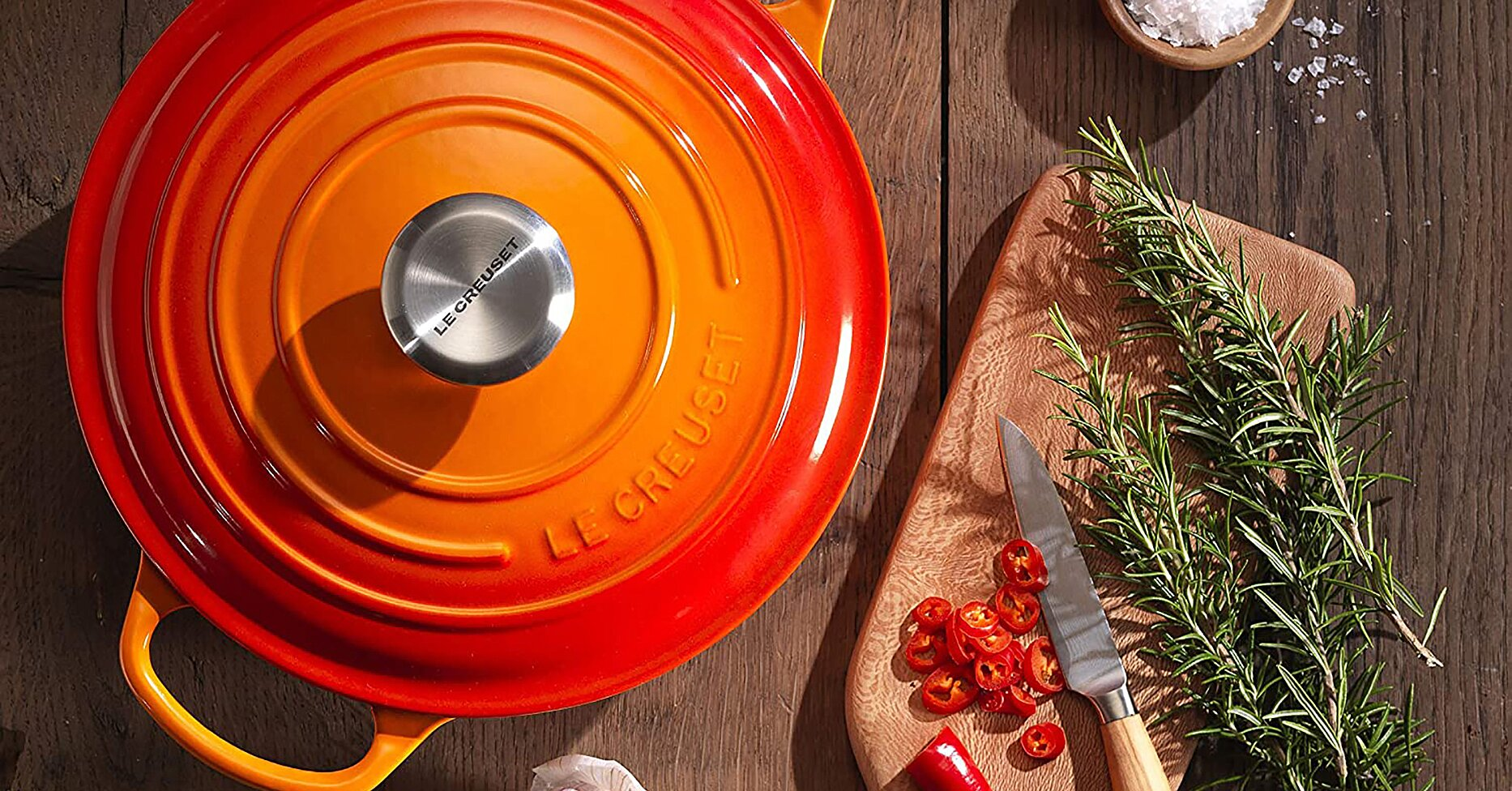 Le Creuset Is Up to 48% Off During Black Friday—Including Dutch Ovens, Stock Pots, and Cocottes