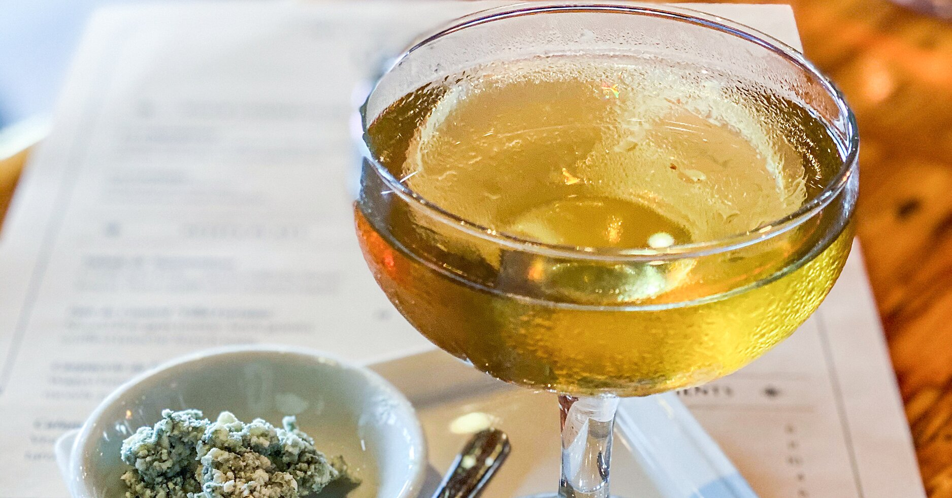 6 Unexpected Cocktails for Cheese Lovers