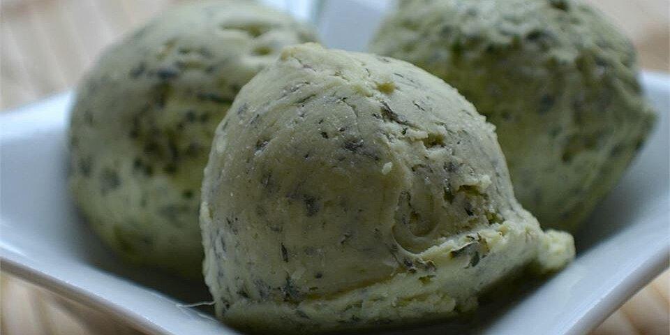 simple basil butter recipe