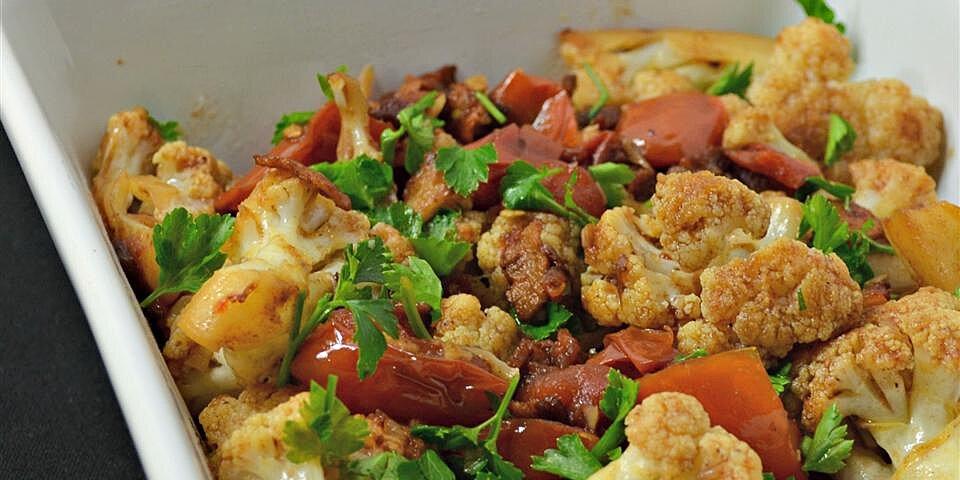 cauliflower with balsamic vinegar recipe