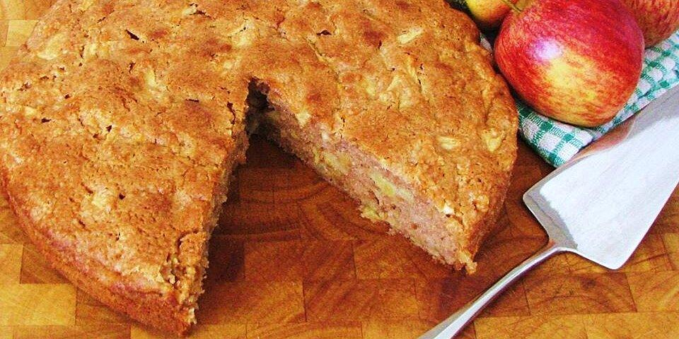 apple cake i recipe