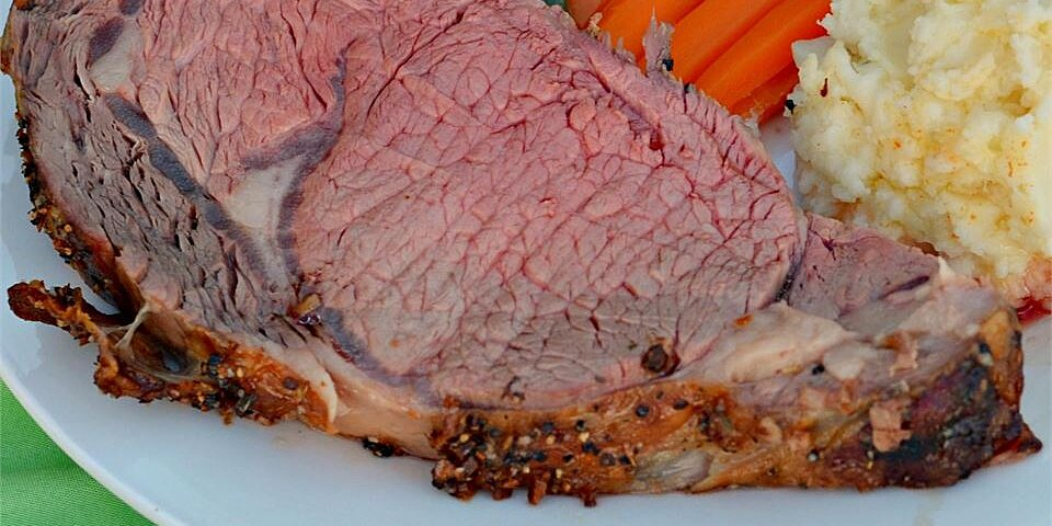 prime rib its easier than you think recipe