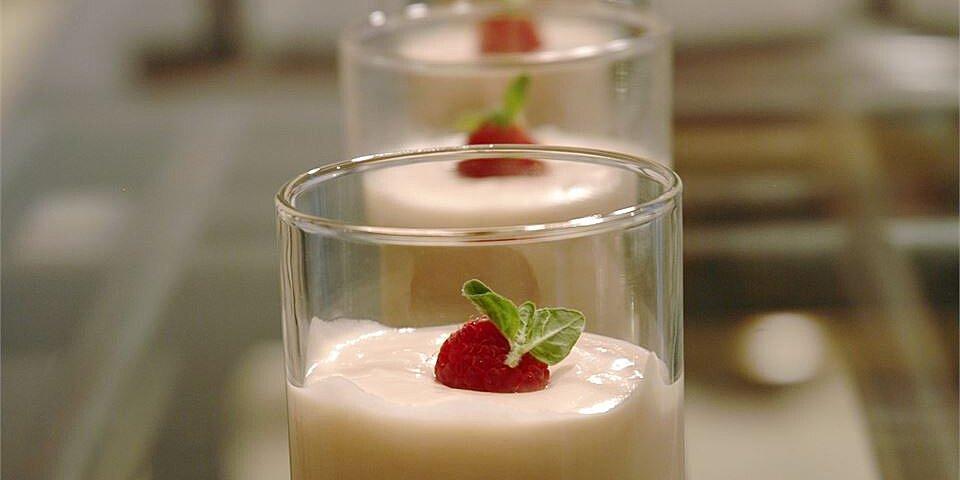 raspberry white chocolate mousse recipe