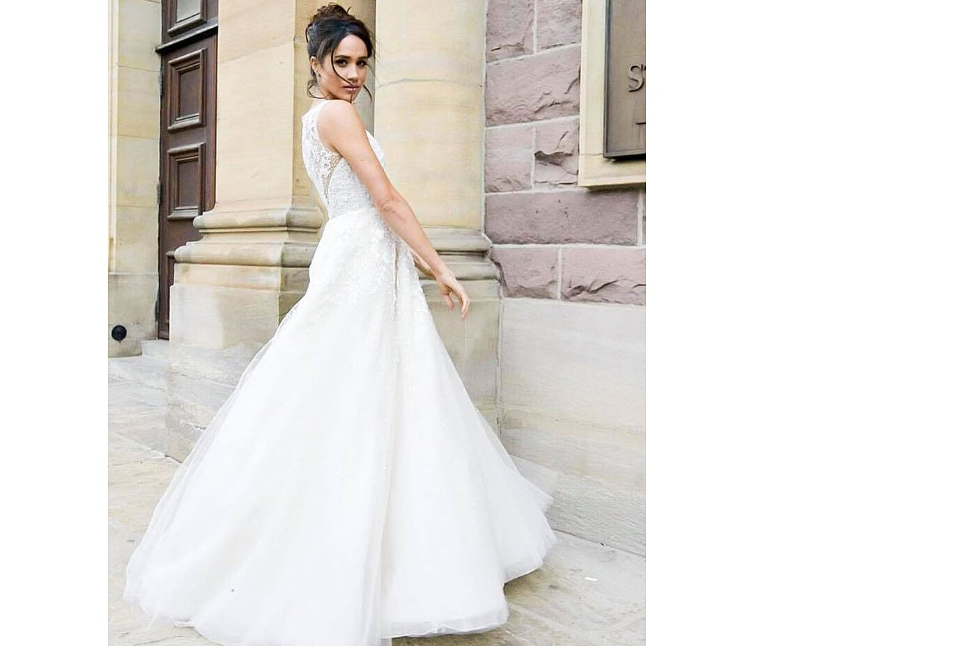 meghan markle wedding dress style will she wear anne barge bridal southern living meghan markle wedding dress style will