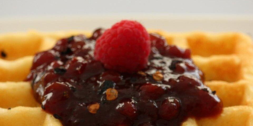 raspberry chipotle sauce recipe