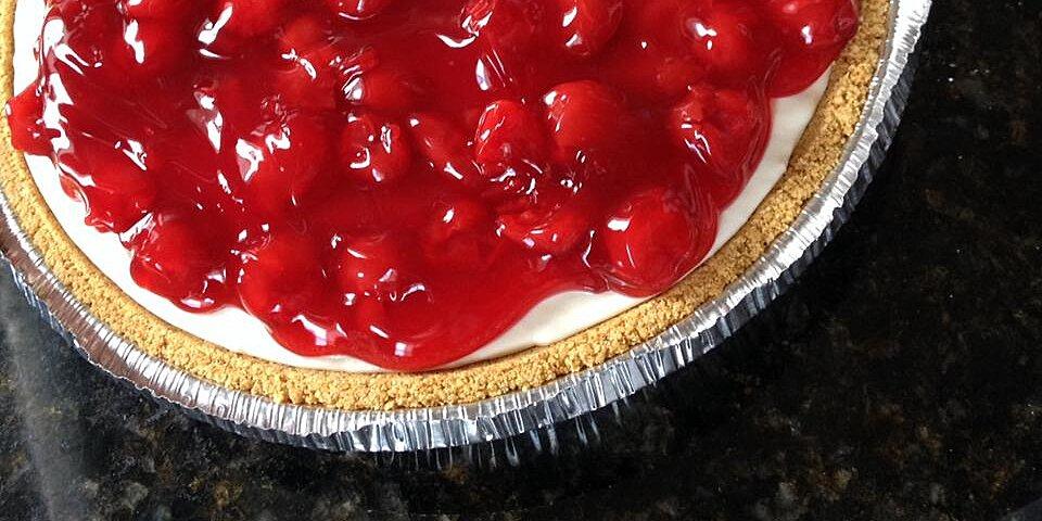 easy cream cheese pie recipe