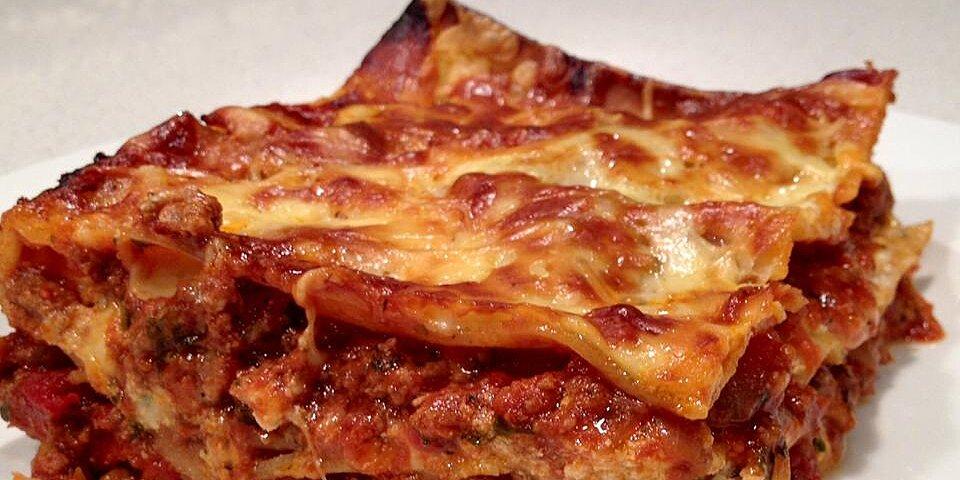 kims lasagna recipe