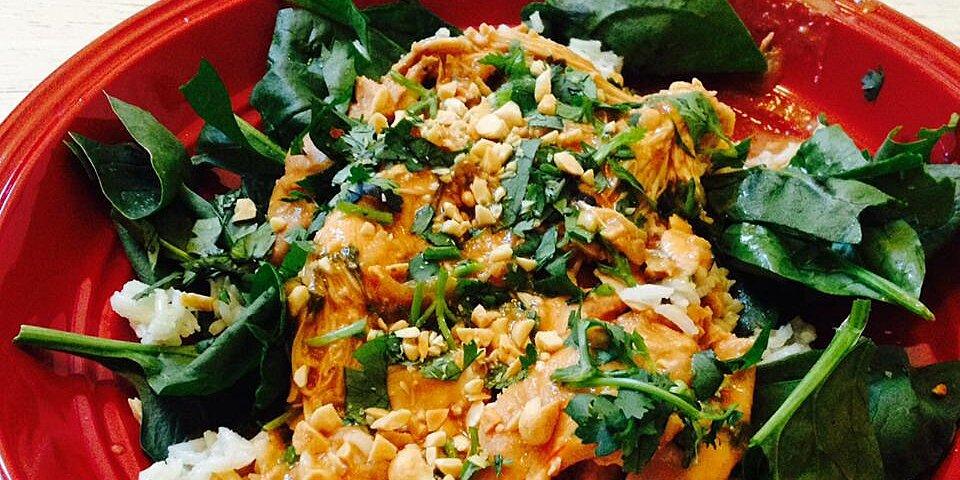franks favorite slow cooker thai chicken recipe